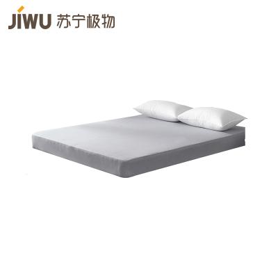 JIWU брэндийн орны дэвсгэр 180×200×25cm саарал