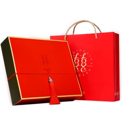 爱哆哆喜饼结婚喜糖礼盒装成品欧式礼盒婚庆女伴娘伴手礼回礼礼物--国色C27