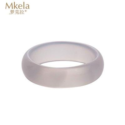 夢克拉 玉髓戒指 冰種 男女款 瑪瑙戒指環 時尚 指環 指環款尾戒情侶食指簡約