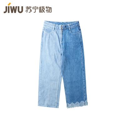 JIWU брэндийн эмэгтэй jeans-н өмд цэнхэр 29