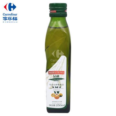 【家乐福】品利特级初榨橄榄油250ml