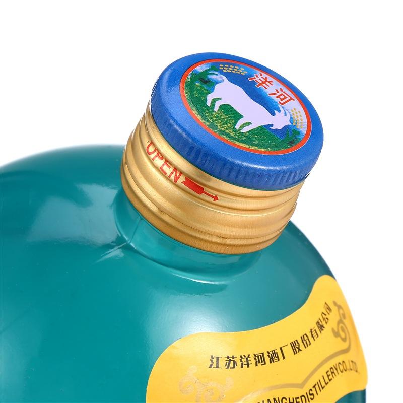 洋河大曲38度500ml*6 整箱装白酒 (新老包装随机发货)