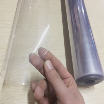 塑料片PVC透明硬片透明塑料板材相框膜服装模板高透明pvc胶片薄片