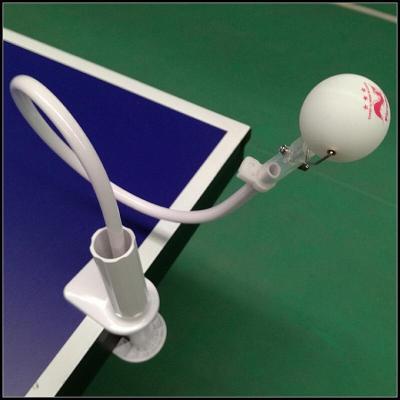 因樂思(YINLESI)乒乓球發球機練球器自練器可變桌夾式手法動作糾正器定型器訓練器