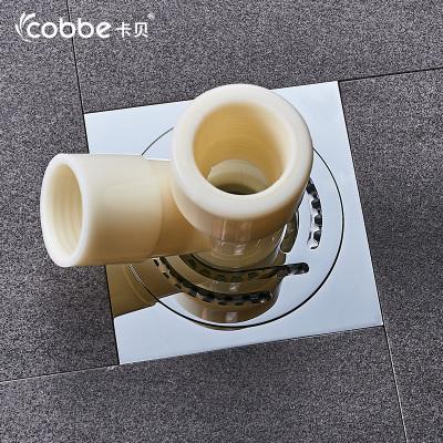 卡贝卫生间洗衣机下水管地漏接头三通排水管下水道防臭硅胶密封圈