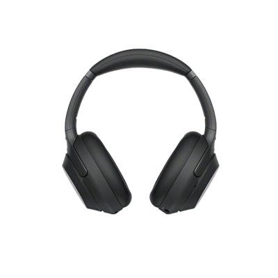 索尼(SONY)高解析度头戴式无线降噪立体声耳机WH-1000XM3 黑色