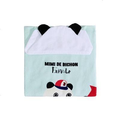 NOME/诺米家居 比熊家族儿童浴袍