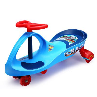 托馬斯兒童扭扭車溜溜車萬向輪女寶寶1-3歲6男孩滑滑車搖擺車