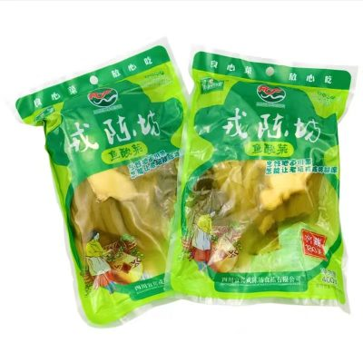 【中華特色】宜賓館 戎陳坊四川泡菜酸菜泡酸菜400g