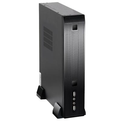 大水牛(BUBALUS)S0203桌面電腦機箱臺式MINI小機箱 M-ATX商務辦公機箱帶電源