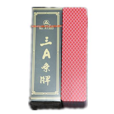 因樂思(YINLESI)三a川牌條牌水滸傳人物撲克5個頭5苗頭115張三A條牌