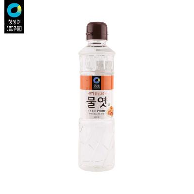 清凈園玉米糖漿700g 韓國進口玉米糖漿低聚糖代糖糖漿糖稀