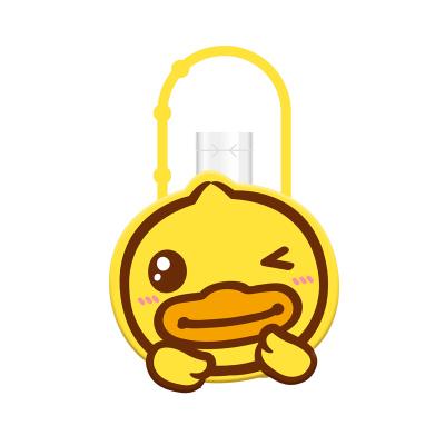 鱷魚寶寶 B.Duck baby 小黃鴨免洗抑菌洗手液40ml方便攜帶有效抑菌免洗速干