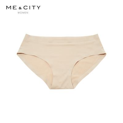 【斷碼清倉】ME&CITY女裝冬季新款基本合體無痕內褲