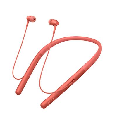 索尼(SONY)WI-H700 高解析度无线立体声耳机 暮光红