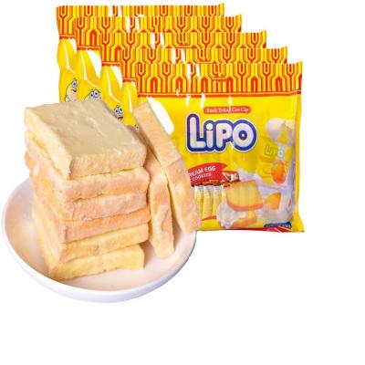 Lipo面包干200g(奶油味)200g(1箱*24袋)
