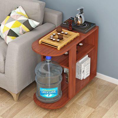 2020年新款小茶幾簡約現代迷你小戶型客廳沙發邊幾角幾臥室床頭柜桌子小方幾
