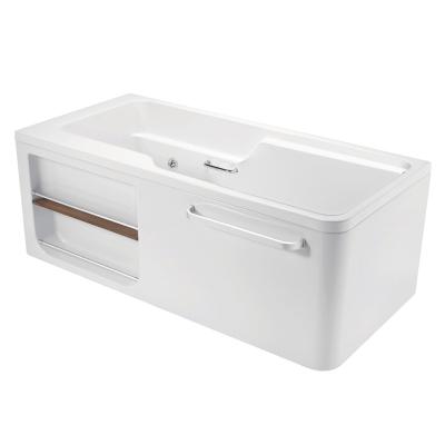 科勒亞克力浴缸希爾維1.5米1.3m1.7家用小戶型成人浴缸K-99017T/K-99018T
