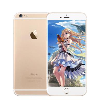 【二手8成新】蘋果 6 Plus/iPhone 6 Plus 金色 16GB 移動聯通電信蘋果手機 國行 全網通4G