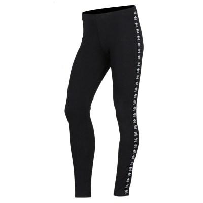 阿迪達斯(adidas)女士緊身舒適打底褲運動長褲TRF TIGHT DN8406