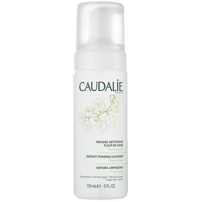 Caudalie 欧缇丽 葡萄籽洁颜洁面摩丝150ml 深层清洁 收缩毛孔 舒缓温和不刺激 任何肤质通用