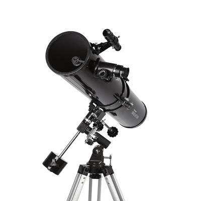 星特朗CELESTRON天文望遠鏡114EQ大口徑專業天文望遠鏡高清高倍微光夜視天地兩用