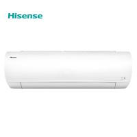 海信1.5匹变频1级能效挂壁式静音舒适节能冷暖家用空调挂机