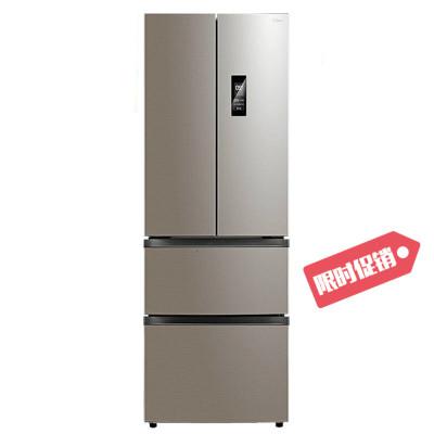 【99新】 Midea/美的 BCD-319WTPZM(E)法式多開變頻冰箱