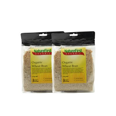 澳洲进口NatureFirst ORGANIC 小麦麸 杂粮 275g*2包