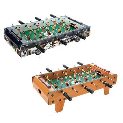 木质儿童桌上足球机桌面桌式玩具男孩成人娱乐双人足球桌节日礼品