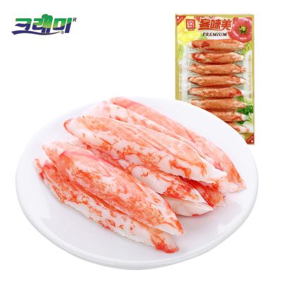 即食海產零食 客唻美蟹味棒72g撕蟹柳 手撕專用 火鍋食材 泡面搭檔