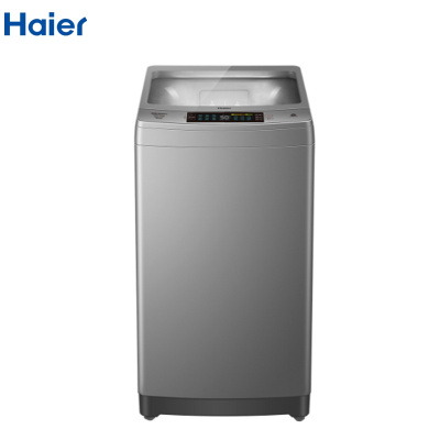 【99新】 Haier/海爾 XQS85-BZ856 8.5公斤變頻直驅雙動力波輪洗衣機
