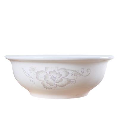 LICHEN陶瓷大汤碗景德镇餐具大碗9英寸