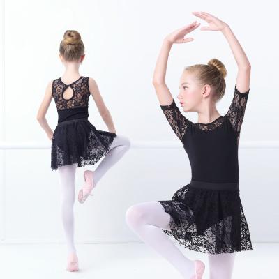 天天舞苑,Daydance舞蹈服兒童女練功服夏季女童長袖中國舞民族芭蕾舞裙幼兒考級服裝