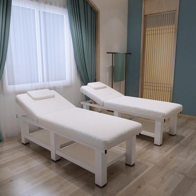 藝可恩加固按摩床推拿理療床高端床專用帶胸洞折疊中醫家用