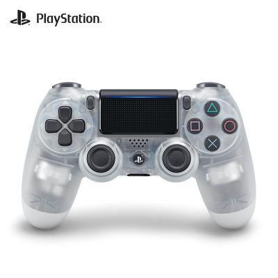 索尼(SONY)PlayStation 4 PS4原装游戏手柄 无线手柄 国行正品 晶透白