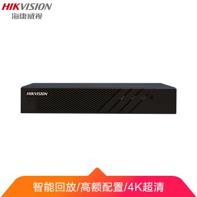 海康威视 H.265 高效视频编码 支持800万像素高清网络视频网络监控硬盘录像机DS-7816NB-K1-6T 16路
