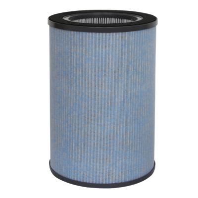 西可微(xiker)適配Whirlpool惠而浦WA-5001FK空氣凈化器過濾網配件HEPA+活性炭除甲醛除甲醛霧霾