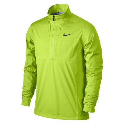 翔 耐克高爾夫春季款男士風衣684566-702半拉鏈防風外套