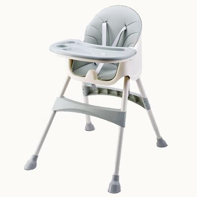 Amyoung 宝宝餐椅儿童餐椅多功能可折叠便携式婴儿椅子塑料80吃饭餐桌椅座椅小孩便携式餐椅小孩吃饭座椅