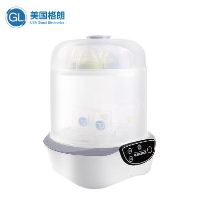 格朗宝宝奶瓶消毒器带烘干 蒸汽消毒锅 大容量婴儿用品多功能 快速消毒烘干GL X-11