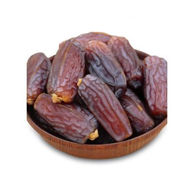 博多客椰枣新疆黑椰枣新鲜迪拜阿联酋大枣蜜枣手工挑选500g生鲜新鲜