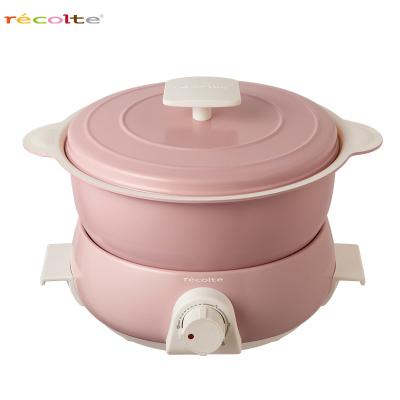 Recolte брэндийн япон жижиг цахилгаан тогоо ягаан