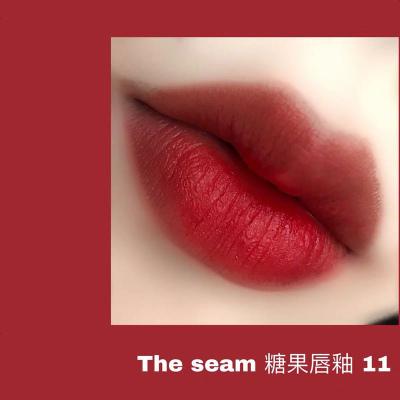 韩国the saem保湿糖果染唇液唇彩唇釉口红不脱色持久咬唇妆 11#番茄红