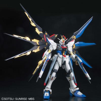 萬代(BANDAI) MG 突擊自由高達(特別版) - 7000 手辦/模型