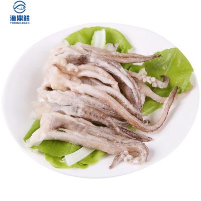 漁鼎鮮 魷魚須200g 進口盒裝火鍋食材 國產冷凍海鮮 新鮮魷魚八抓魚魷魚足 燒烤