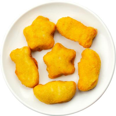 凤祥食品校园鸡块500g出口日本级 上校鸡块油炸鸡块炸鸡裹粉炸鸡半成品 休闲食品油炸食品清真食品