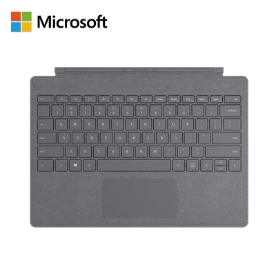 Microsoft/微軟Surface Pro 平板電腦外接鍵盤蓋 亮鉑金