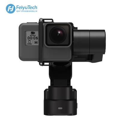 飞宇WG2X手持三轴穿戴式稳定器云台GoPro运动相机云台