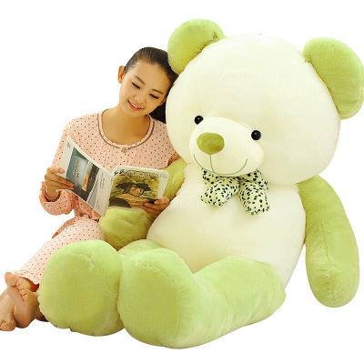 新款綠熊公仔毛絨玩具大號泰迪熊不掉毛卡通動漫可愛兒童娃娃玩偶女孩布娃娃睡覺抱枕送女友生日禮物七夕情人節禮物禮品菲洛林